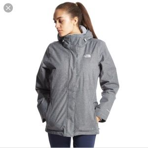 North Face Inlux Winter Coat